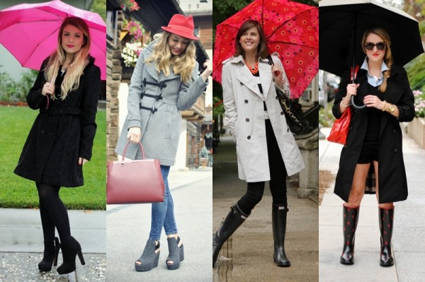Capas de chuva modernas – Dicas como usar