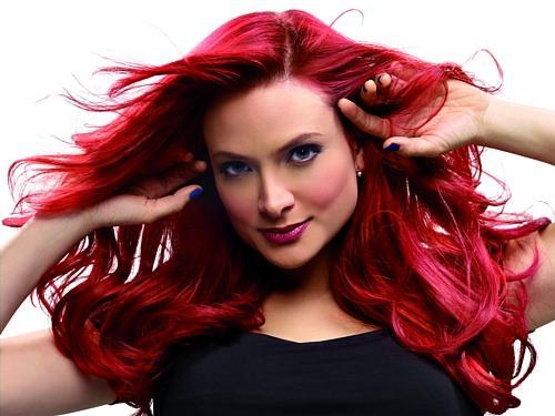 Cuidados com cabelos vermelhos