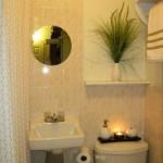 Decoração para Banheiros Pequenos 02
