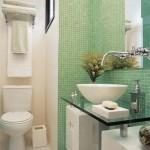 Decoração para Banheiros Pequenos 05