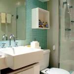 Decoração para Banheiros Pequenos 06