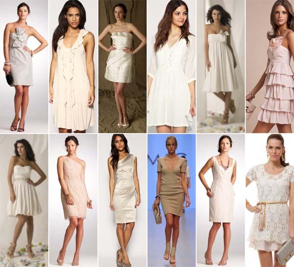 Os modelos podem variar conforme o perfil e a preferência da noiva