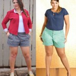Mulheres Gordinhas podem usar shorts – Dicas para mulheres gordinhas usarem shorts 01