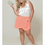 Mulheres Gordinhas podem usar shorts – Dicas para mulheres gordinhas usarem shorts 04