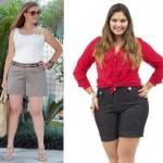 Mulheres Gordinhas podem usar shorts – Dicas para mulheres gordinhas usarem shorts 07