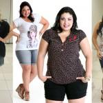 Mulheres Gordinhas podem usar shorts – Dicas para mulheres gordinhas usarem shorts 09