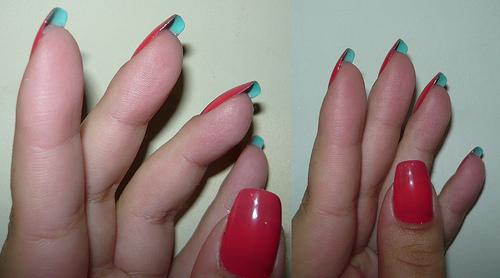 Faça louboutin nas unhas com cores da moda