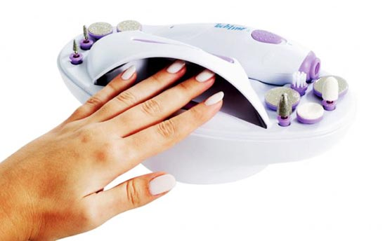 Existem inúmeros métodos para secar as unhas mais rapidamente