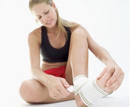 Os calos podem prejudicar as atividades esportivas