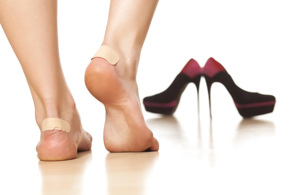 Saiba que é possível prevenir as bolhas nos pés