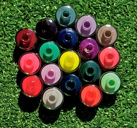 São inúmeras cores para todos os estilos de mulheres