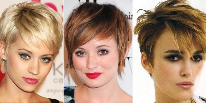 Cortes de cabelo curto feminino Modelos