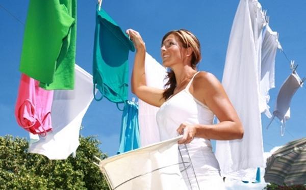 Com algumas dicas é possível ter roupas muito mais limpas e sem manchas