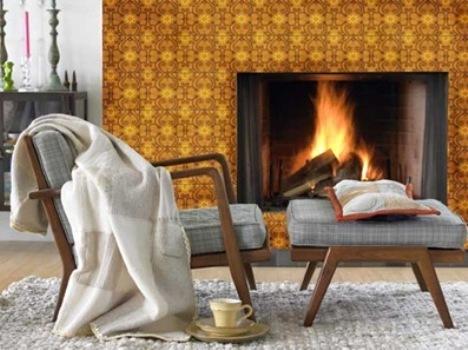 Colocar fogo na lareira ou usar outros tipos de aquecedores de ambientes ajudam a passar o frio
