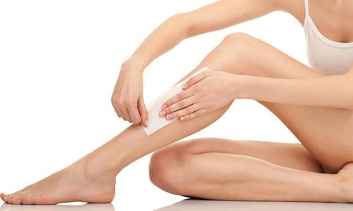 Lembre-se que é importante dar intervalo entre uma depilação e outra para a pele descansar