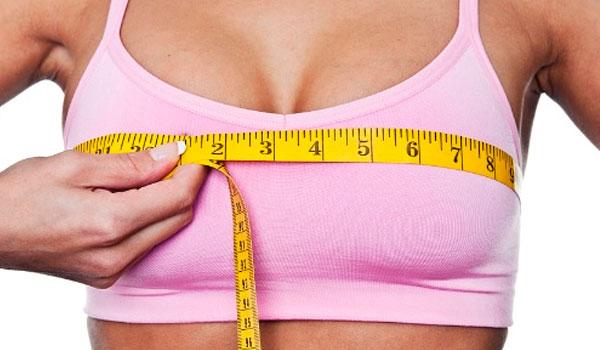 O tamanho do silicone pode variar conforme a estatura física de cada mulher
