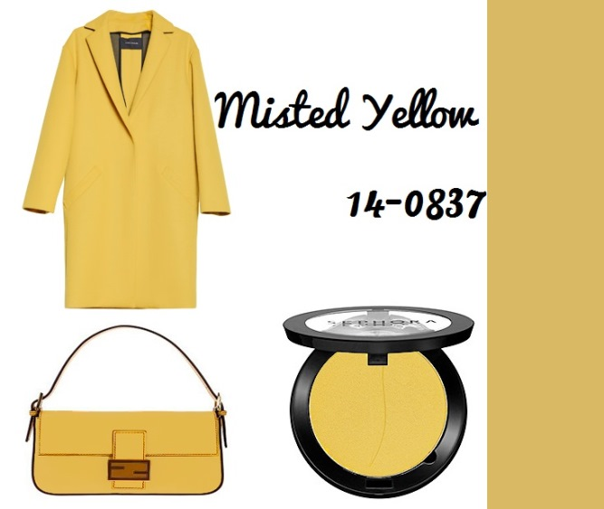 Misted Yellow 14-0837