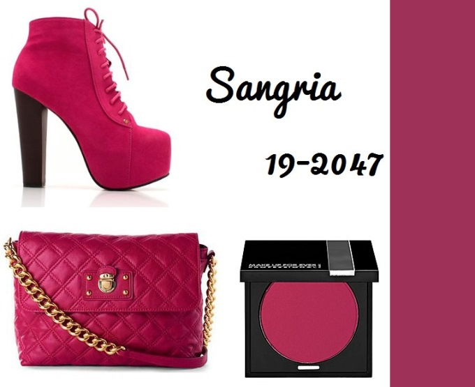 Sangria 19-2047