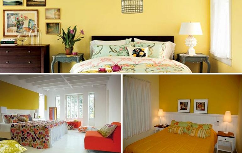 Dicas de cores para o quarto do casal Vestir e Maquiar ~ Cores Legais Para Quarto De Casal