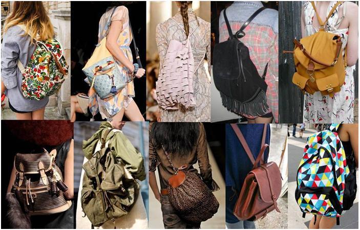 Bolsa Mochila Feminina Como Usar : Mochilas femininas as queridinhas das meninas vestir e