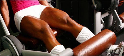 Como endurecer os músculos das pernas – Dicas