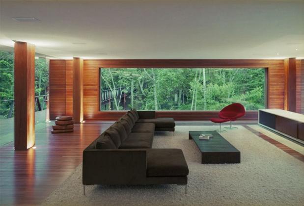 Decoração minimalista é sinônimo de conforto e organização (Foto: Divulgação)