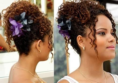 Penteados para cabelos afros 2015 (Foto: Divulgação)