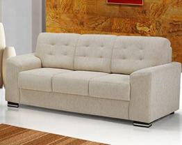 Acerte na escolha do tecido para seu sofá