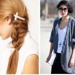 Acessórios para cabelo de Cruz