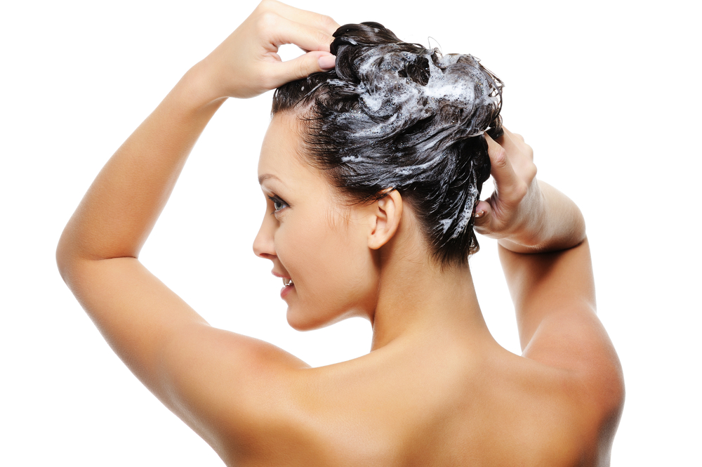 Como lavar os cabelos
