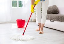 Como limpar a casa em 5 passos