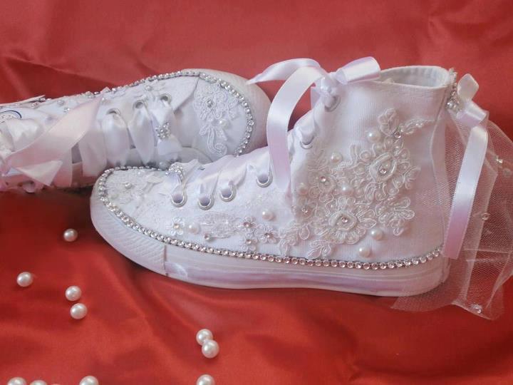 Converse lança tênis especial para noivas modernas
