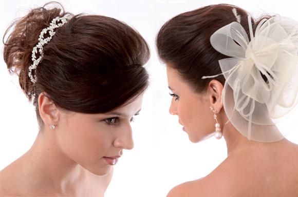 Como escolher o penteado de noiva
