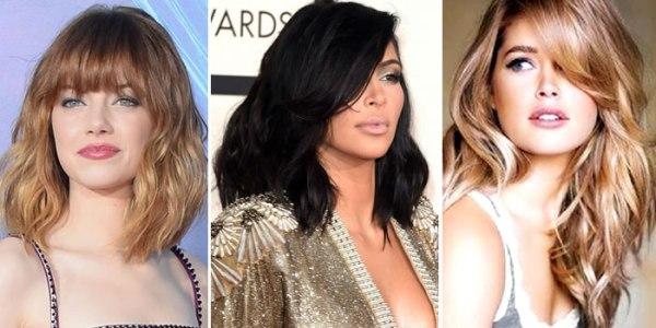 Cortes de cabelo que emagrecem