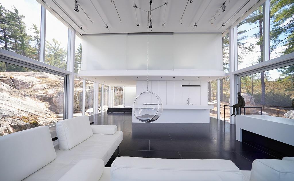 Decoração minimalista é sinônimo de conforto