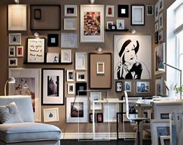 Dicas para decorar as paredes da casa