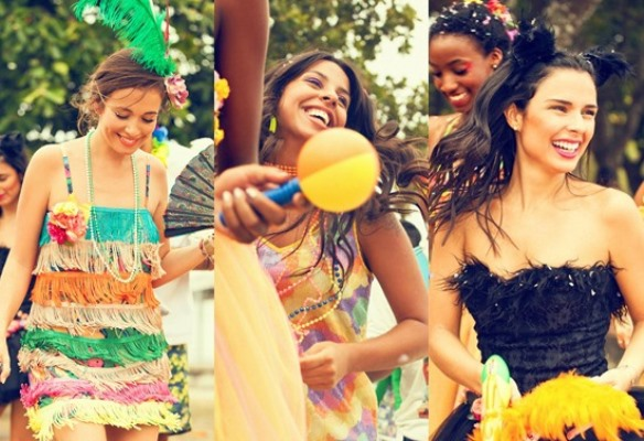 Fantasias para pular o carnaval 2016