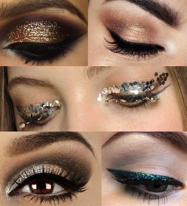 Maquiagem para Réveillon3