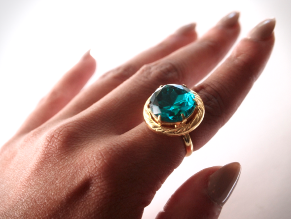 Maxis anéis com pedras preciosas1