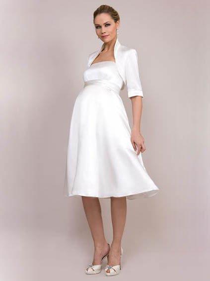 Modelos De Vestidos De Noivas Grávidas