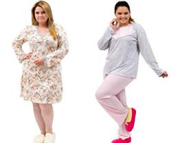 Pijamas-femininos-plus-size