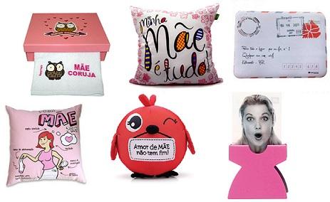 Presentes criativos para o dia das mães