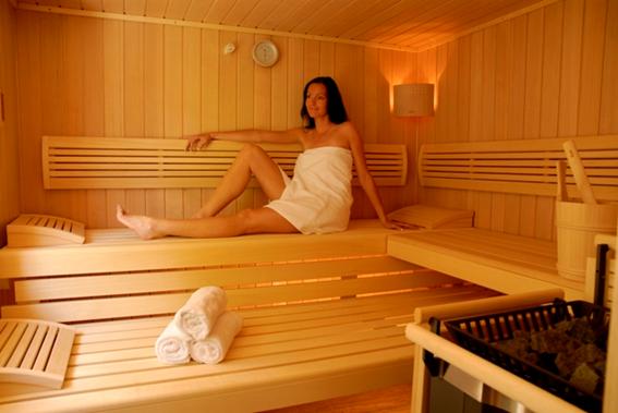 Sauna e os benefícios para a saúde e para o corpo