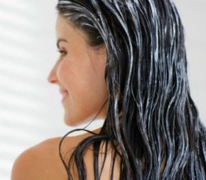 Tratamento noturno para cabelos