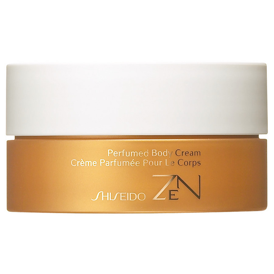 Zen Perfumed Body Cream da Shiseido1