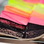 alpargatas com cores