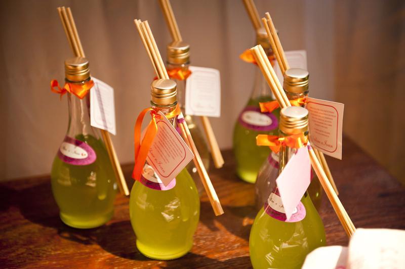 Decorar e perfumar a casa