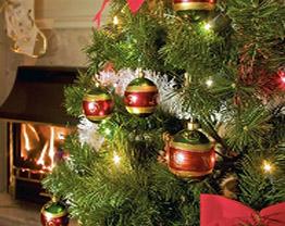 Como enfeitar a Árvore de Natal