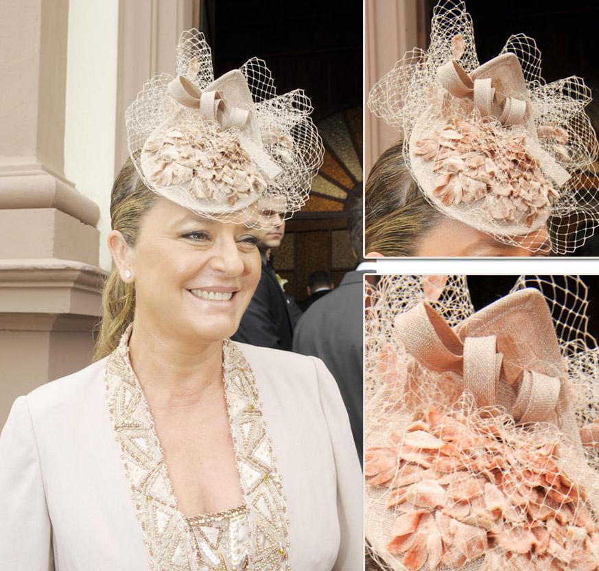 Chapéus para casamento