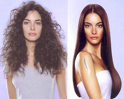 Melhor forma de alisar cabelos crespos e ondulados